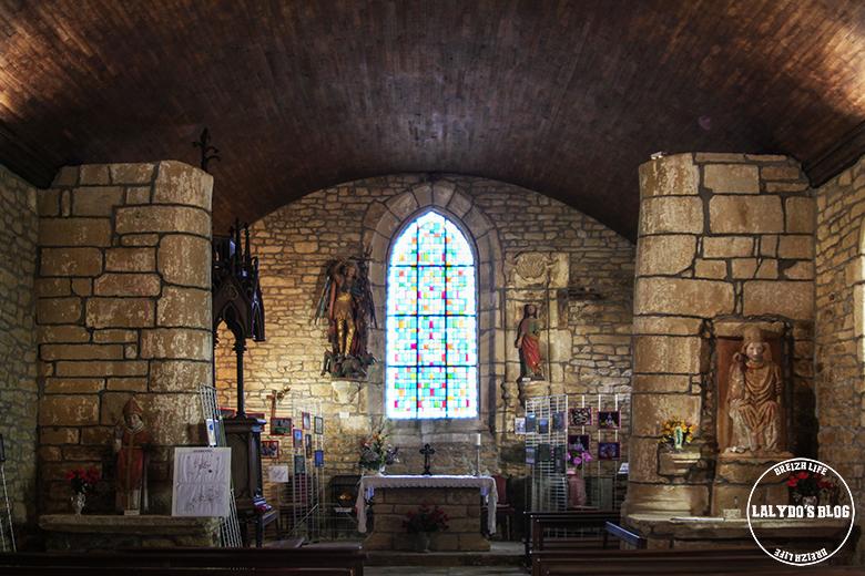 chapelle saint michel guehenno lalydo blog 5