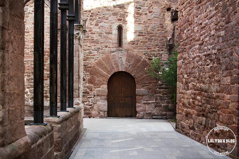 chateau de cardona cloitre lalydo blog 2