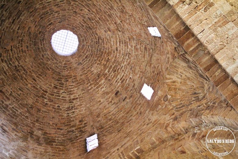 chateau de cardona collégiale saint vincent lalydo blog 6
