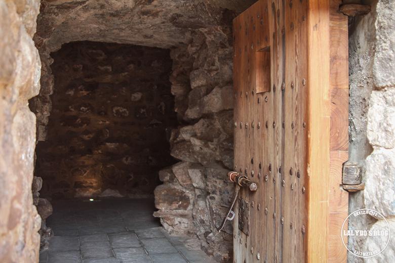 chateau de cardona tour de la minyona lalydo blog