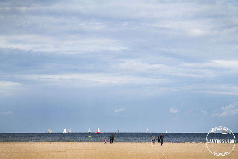 deauville plage lalydo blog
