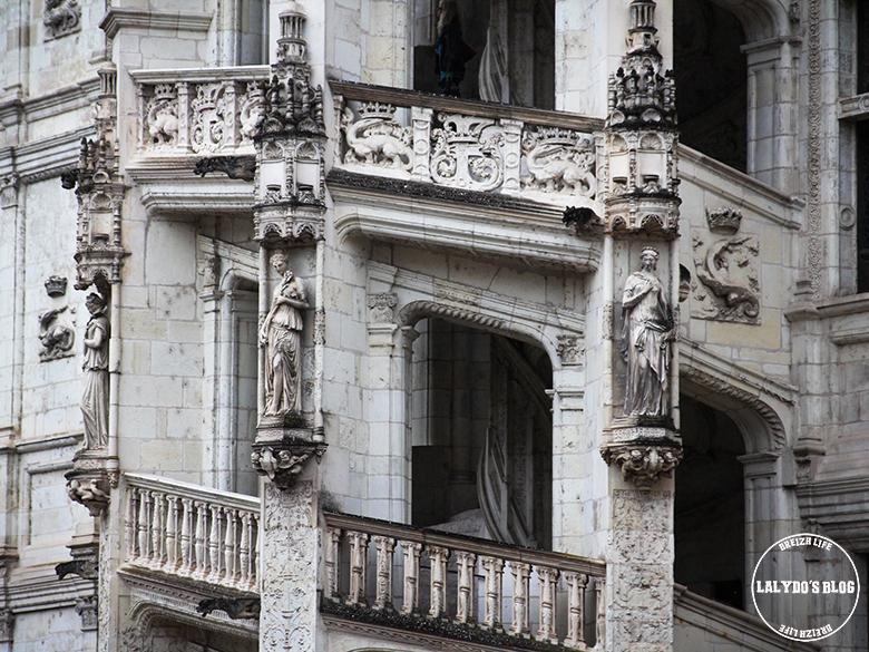 chateau blois escalier lalydo blog