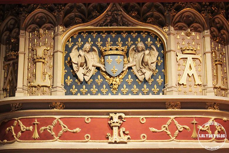 chateau blois fresque lalydo blog
