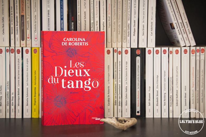 les dieux du tango carolina de robertis