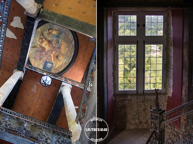 chateau des ravalet lalydo blog 1