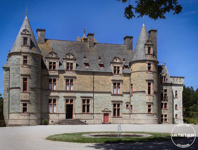 chateau des ravalet lalydo blog 12