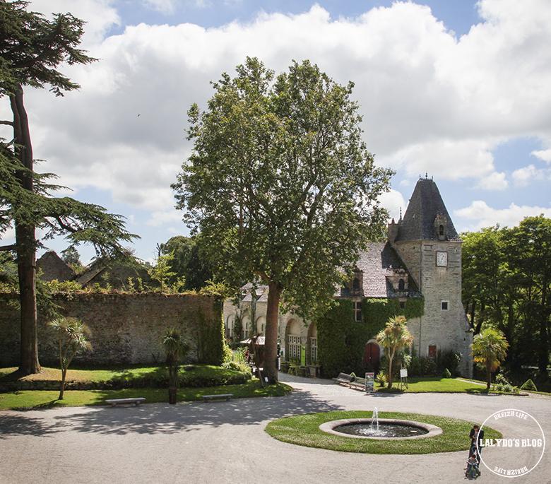 chateau des ravalet lalydo blog 13