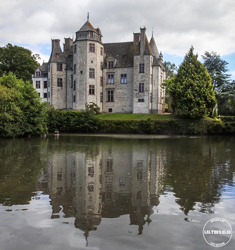 chateau des ravalet lalydo blog 15