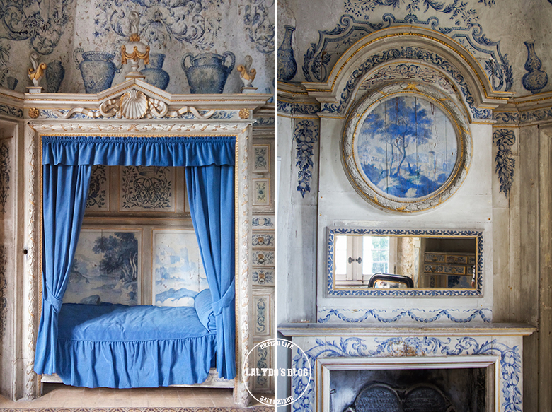 chateau des ravalet lalydo blog 2