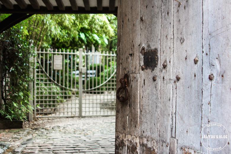 cour sainte catherine honfleur lalydo blog 19
