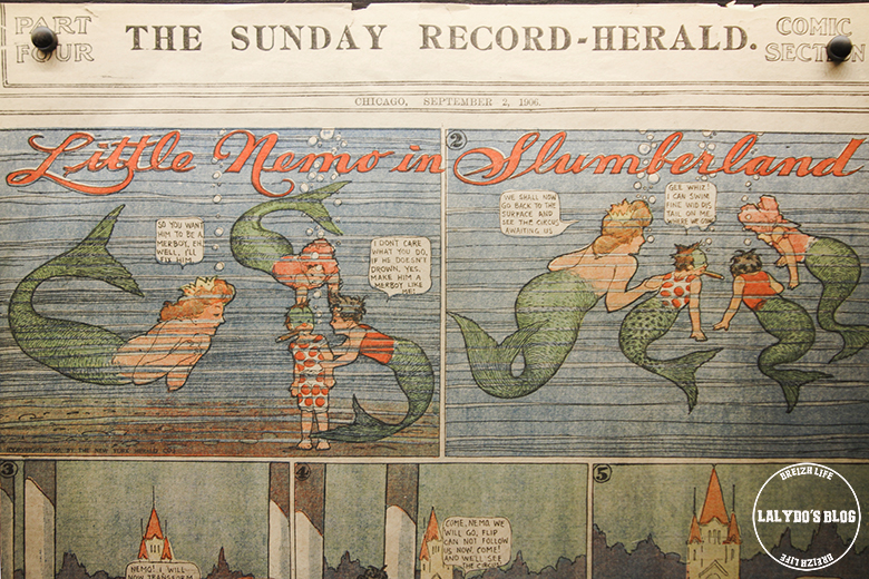 exposition Winsor McCay cherbourg lalydo blog 9