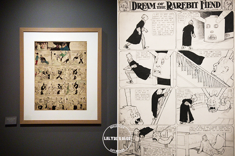 exposition Winsor McCay cherbourg lalydo blog