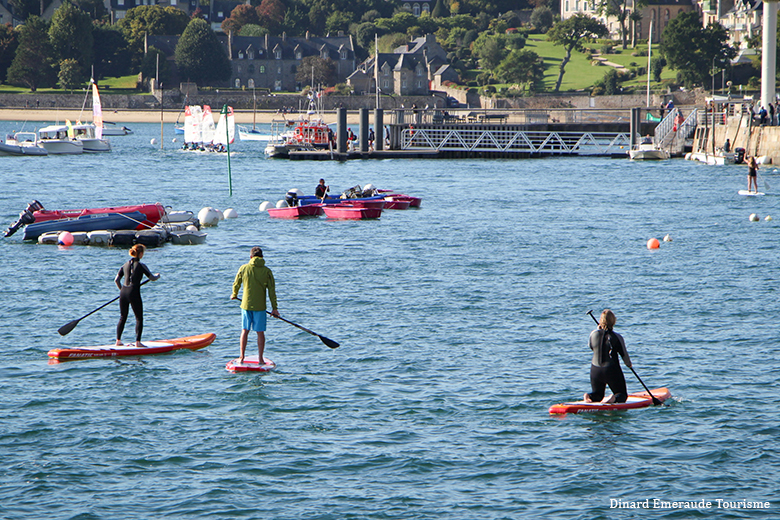 dinard en stand up paddle lalydo 24