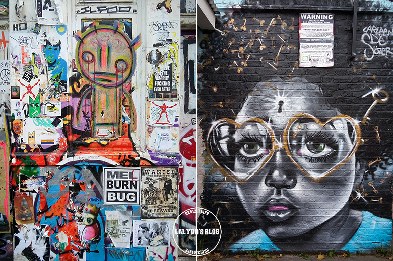 street art londres 1