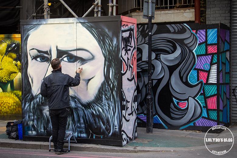 street art londres 13