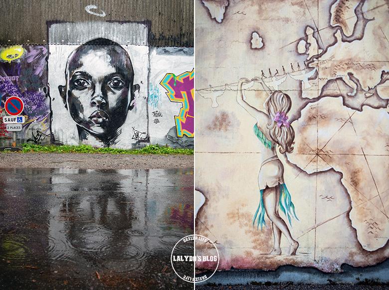 Street art redon 1