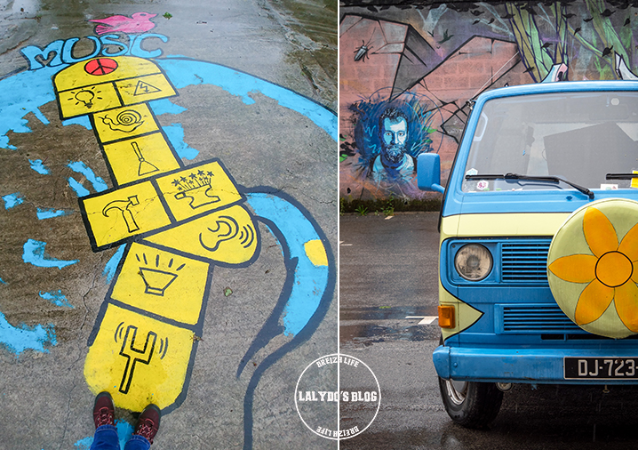 Street art redon 2