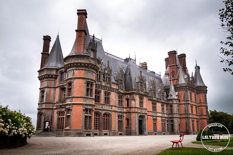 chateau de trevarez lalydo