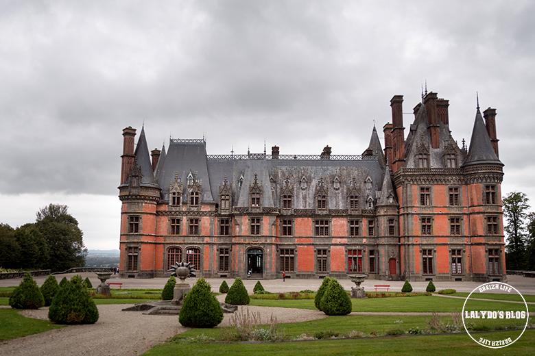 chateau de trevarez lalydo 1